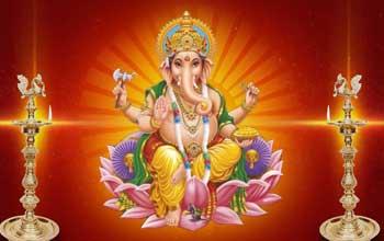 Ganesha Homa