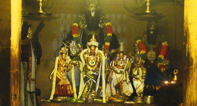 Rama Sita Thirukalyanam Urchavam
