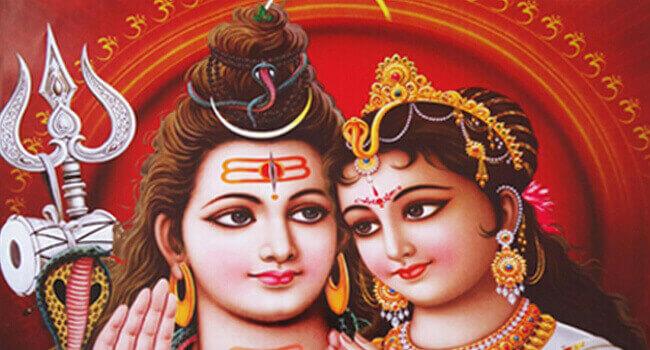 UmaMaheswara Puja