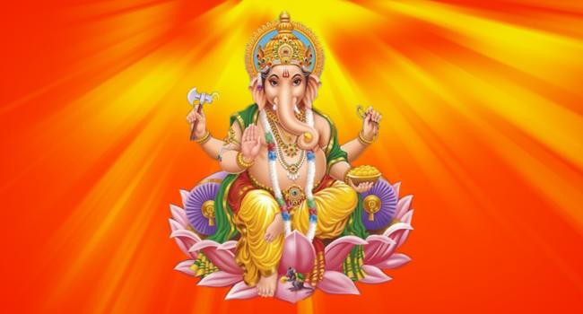 Ashta Dravya Ganapati Homa