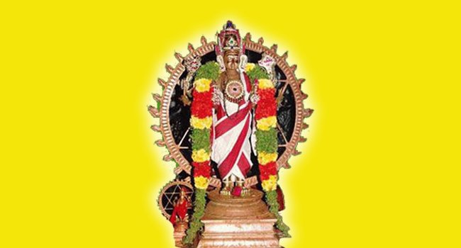 Sudarshana raksha homa