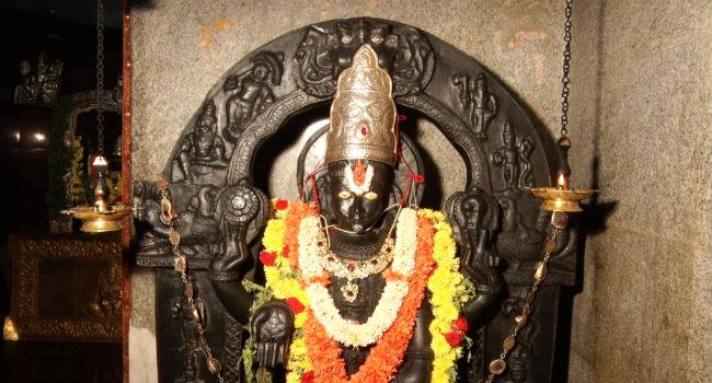 Abhaya Lakshmi Narasimha Temple(Kambada Narasimha) –  Thyagarajanagar