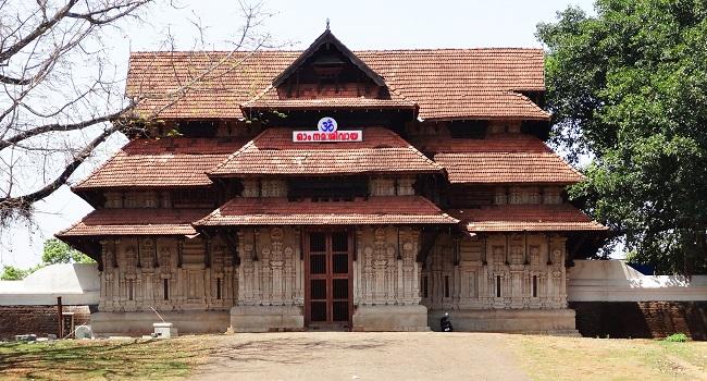 Vadakkumnathan Temple