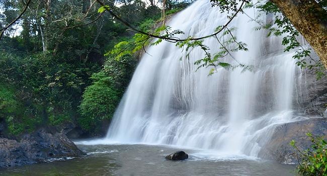 Chelavara Waterfalls / ಚೇಲಾವರ ಜಲಪಾತ