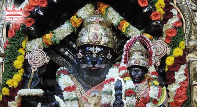 ISKCON Sri Narasimha-Giridhari Mandir, Kacharakanahalli / ಇಸ್ಕಾನ್...