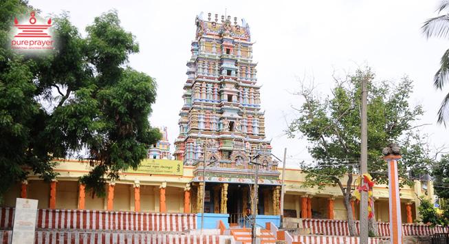 Sri Ranganatha Swamy Temple, Magadi/ ಶ್ರೀ...