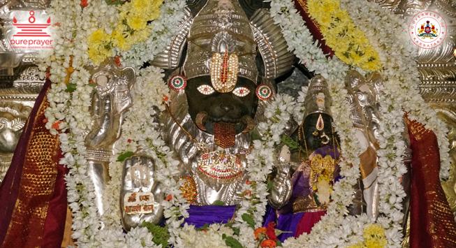 ಶ್ರೀ ಲಕ್ಷ್ಮಿನರಸಿಂಹಸ್ವಾಮಿ ದೇವಸ್ಥಾನ – ಮಲ್ಲೇಶ್ವರಂ / Sri Lakshmi Narasimha Swamy Temple – Malleshwaram