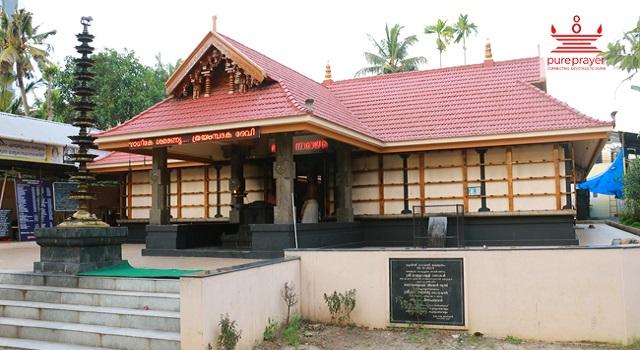 Kadavanthra Mattalil Bhagawathi Temple – Ernakulam
