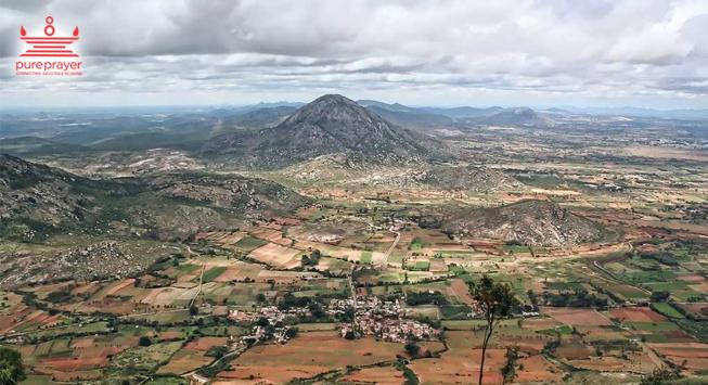 Nandi Hills / ನಂದಿ ಬೆಟ್ಟ