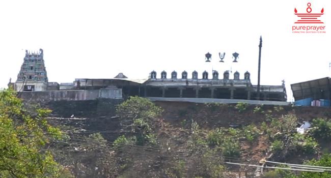 Temple History / கோவில் வரலாறு