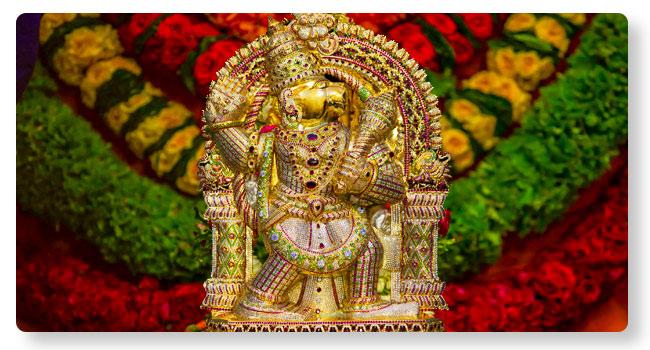 Ratna Kavach Seva for Hanuman