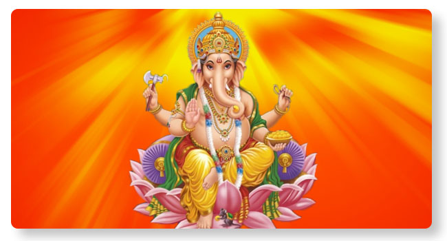 Chaturdravya Ganapati Homa