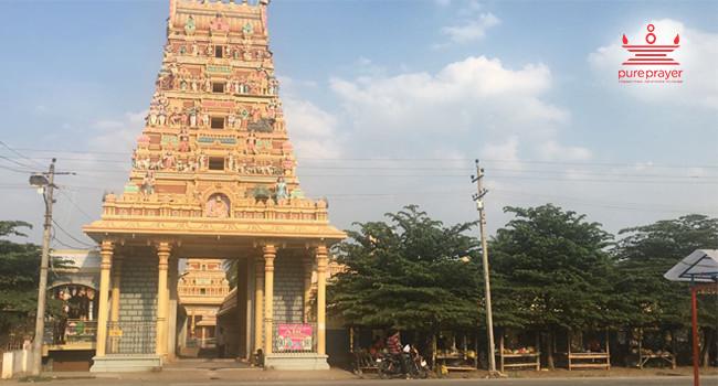 Sri Gaddige Kenddganeshwara Temple – Hunsur