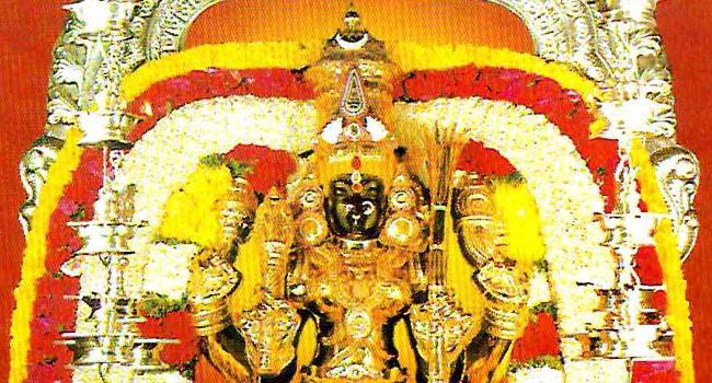 Sri Rajarajeshwari Temple- Kailas Ashram / ಶ್ರೀ...