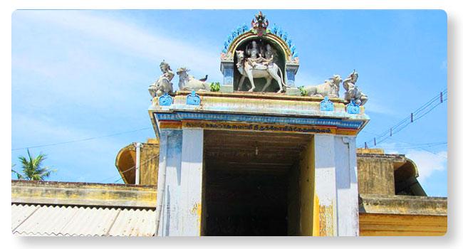 Naganatha Swamy Temple Keezhaperumpallam
