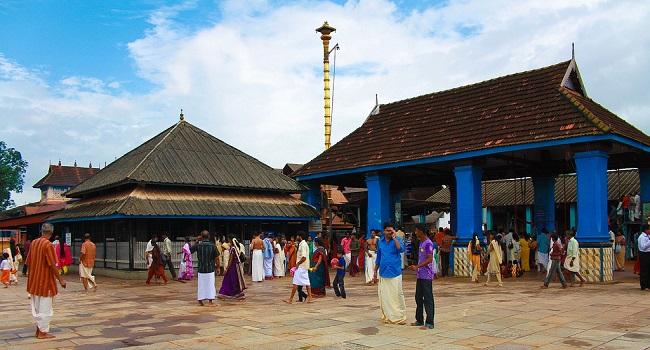 Chottanikkara Bhagawathi Temple