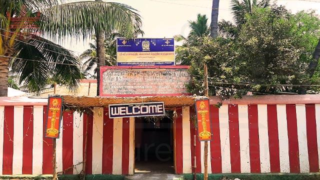 Sri Raghavendra Swamigal Mrithika Brindavanam-Markkayankottai, Theni