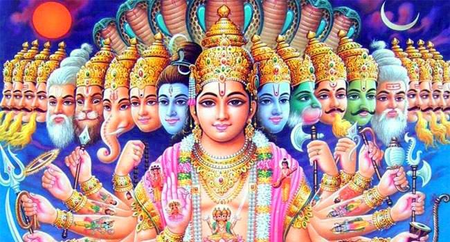 Vishnu Pada Tulasi Archana