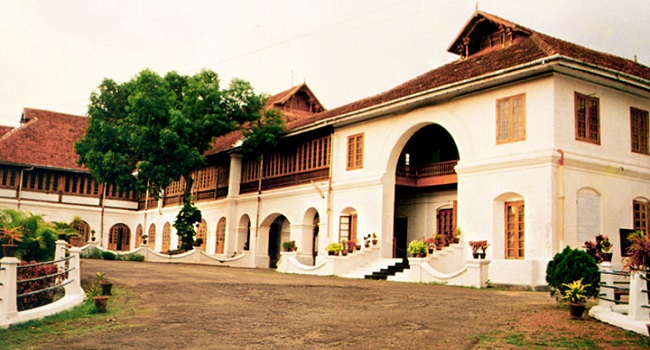 Thripunithura Hill Palace Archeological museum...