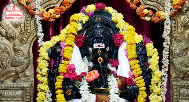 Sri Dakshinabhimukha Sarvasiddi Angaraka Ganapathi Devasthana – Mathikere