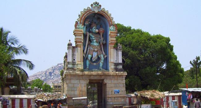 Anjanadri Mountain / ಅಂಜನಾದ್ರಿ ಬೆಟ್ಟ