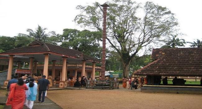 Kaduthruthy Mahadeva Temple