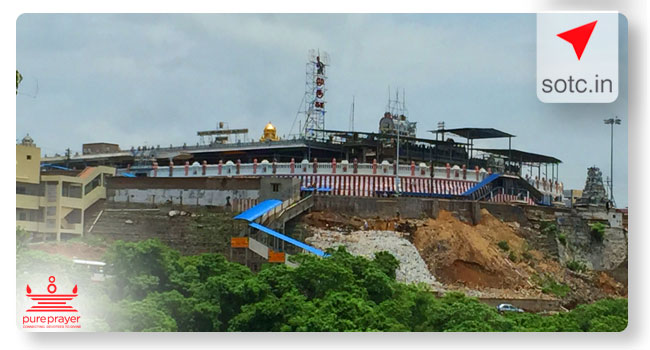 Srikalahasti Darshan with Tiruttani Murugan Temple