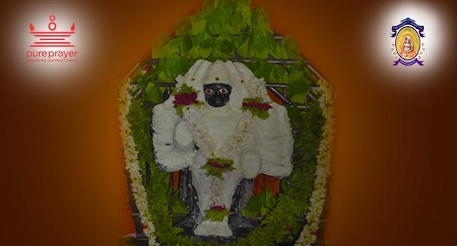 Benne Alankara / ಬೆಣ್ಣೆ ಅಲಂಕಾರ (ಶ್ರೀ ಆಂಜನೇಯ ಸ್ವಾಮಿಗೆ)