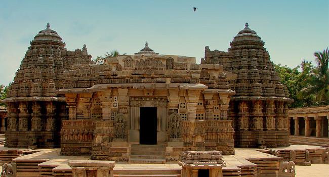 Chennakesava Temple, Somanathapura / ಚೆನ್ನಕೇಶವ...