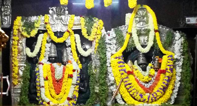 Abhaya Lakshmi Narasimha Temple(Kambada Narasimha) -  Thyagarajanagar
