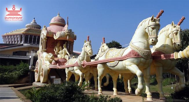 Sri Vijaya Vittala Temple/Vishwashanti Ashram/ಶ್ರೀ...