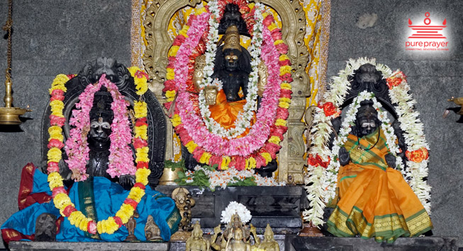 Sri Srinivasa Sri Raghavendra Swamigala Sannidhi – Peenya