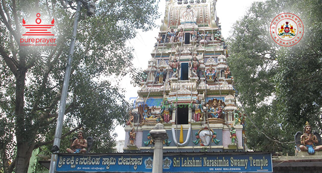 Sri Lakshmi Narasimha Swamy Temple  / ಶ್ರೀ...