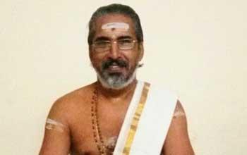 Brahmasree Edamana  N. Damodaran Potty