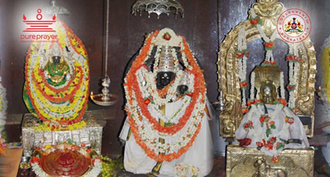 ಶ್ರೀ ನಿಮಿಷಾಂಬಾ ದೇವಾಲಯ – ಶ್ರೀರಂಗಪಟ್ಟಣ / Sri Nimishambha Temple – Srirangapatna