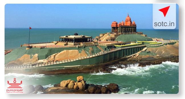 Kanyakumari - Srivilliputhur - Madurai Darshan
