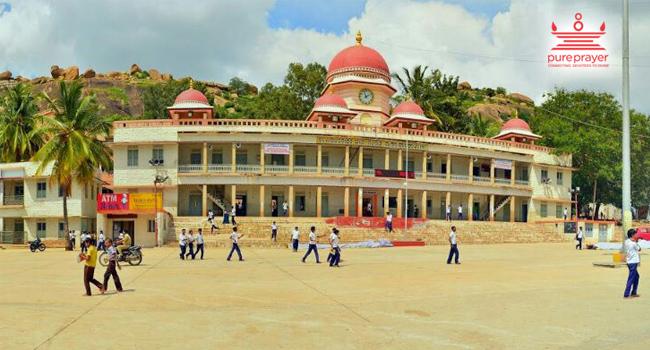 Siddaganga Mutt / ಸಿದ್ದಗಂಗಾ ಮಠ