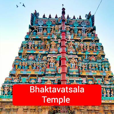 Thirukannamangai Bhaktavatsala temple: