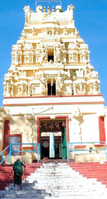Sri Rama Temple – Chunchanakatte