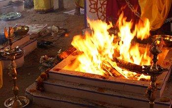 Ganapati Homa / Gana Homa / Ganesha Homa