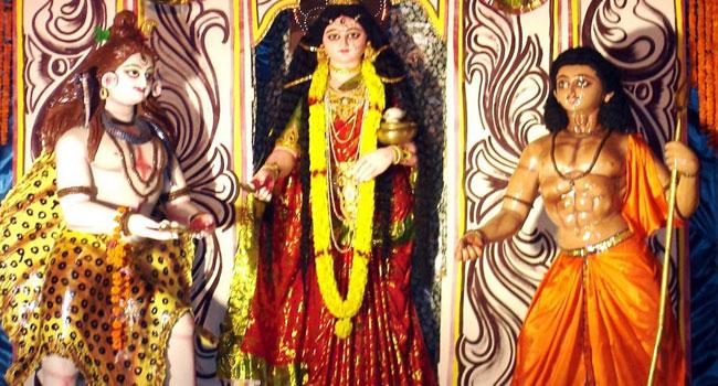 ಶ್ರೀ ಅನ್ನಪೂರ್ಣೇಶ್ವರಿ...