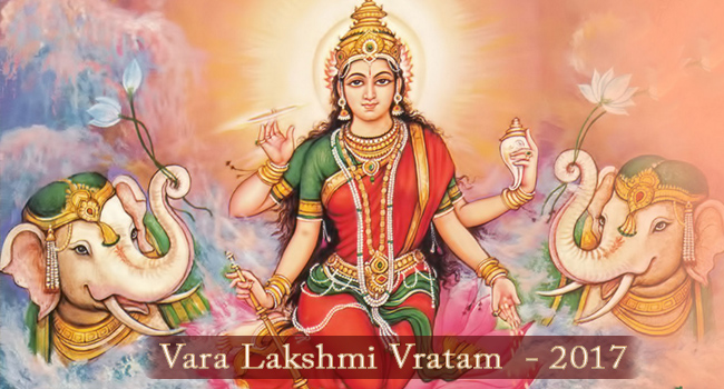 Sri Vara Lakshmi...