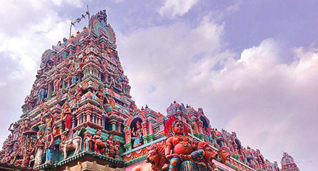 Sri Rajarajeshwari Temple / ಶ್ರೀ ರಾಜರಾಜೇಶ್ವರಿ...