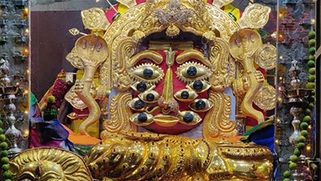 Sri Kanakadurgamma Temple- Ballari