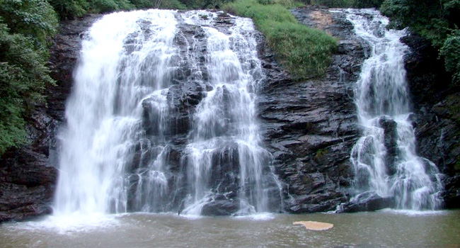 Abbey falls / ಅಬ್ಬೆ ಜಲಪಾತ