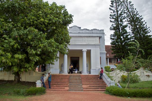 Thripunithura Hill Palace Archeological museum