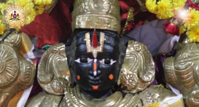 Huligana Murudi Sri Venkataramanaswamy Temple /  ಹುಲಿ..