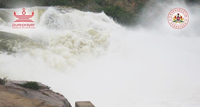Chunchanakate falls / ಚುಂಚನಕಟ್ಟೆ ಫಾಲ್ಸ್