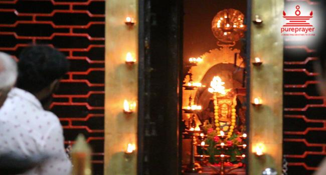 Temple Timings / ദര്ശന സമയം