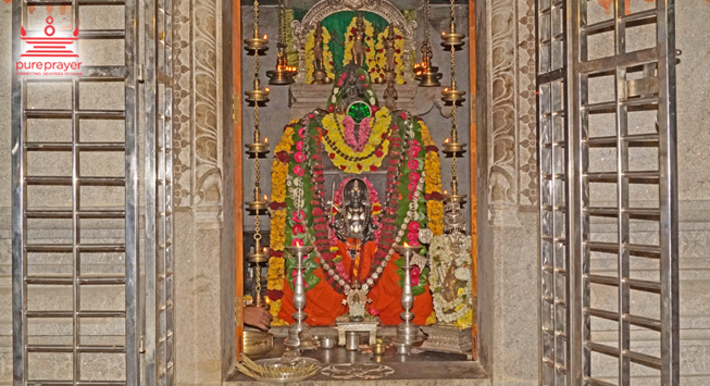 Sri Srinivasa Sri Ramanajaneya Sri Raghavendra Swamy Temple – Malleshwaram